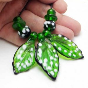 Butterfly glass set